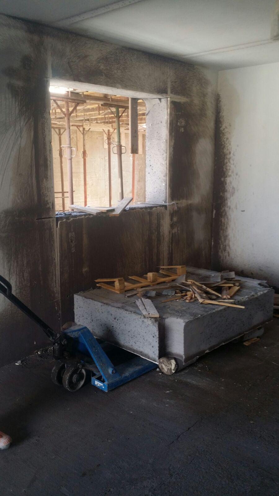 Demolizione Scala In Cemento Armato la foto gallery di demolition group | taglio cemento armato